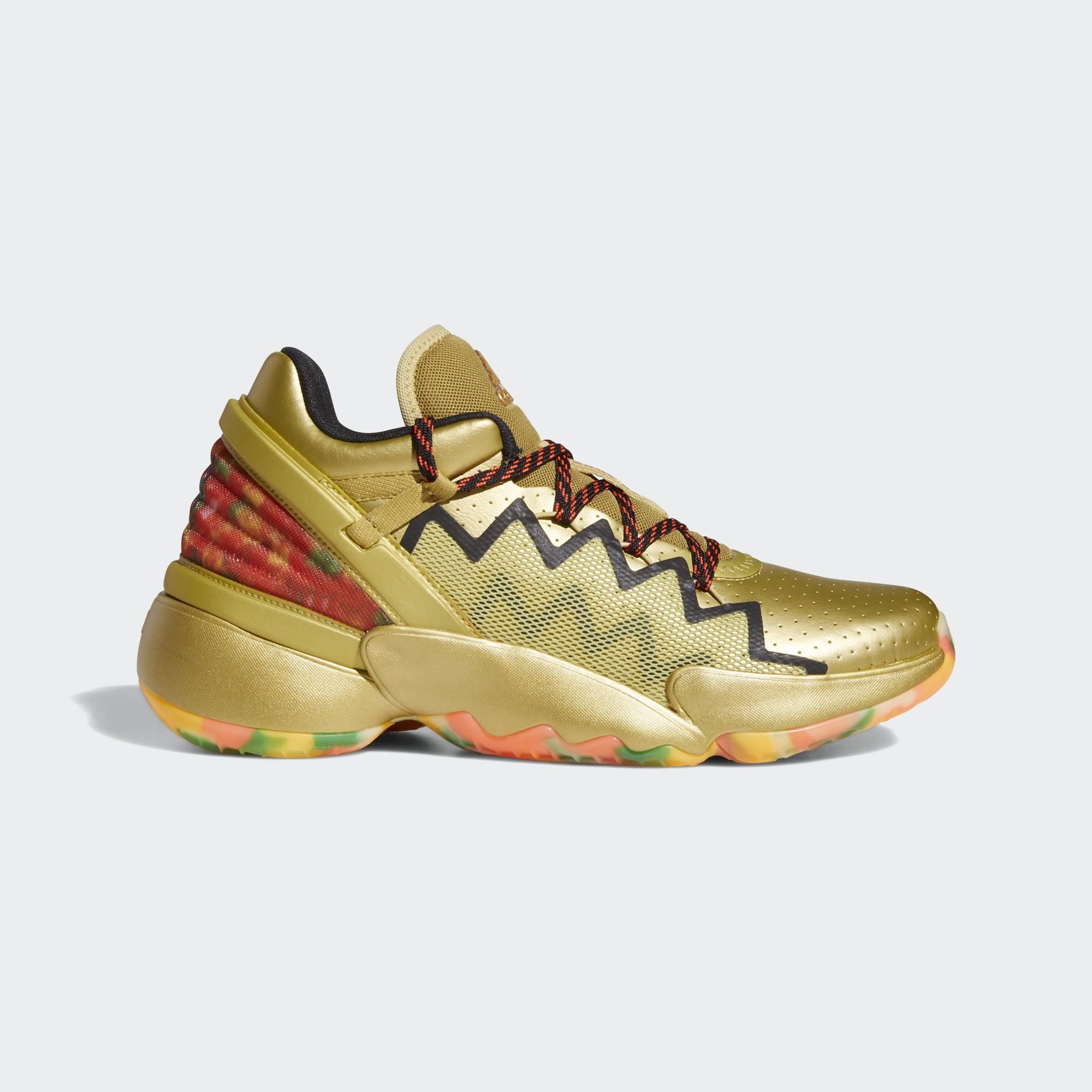 D.O.N. Issue #2 Gummy 籃球鞋