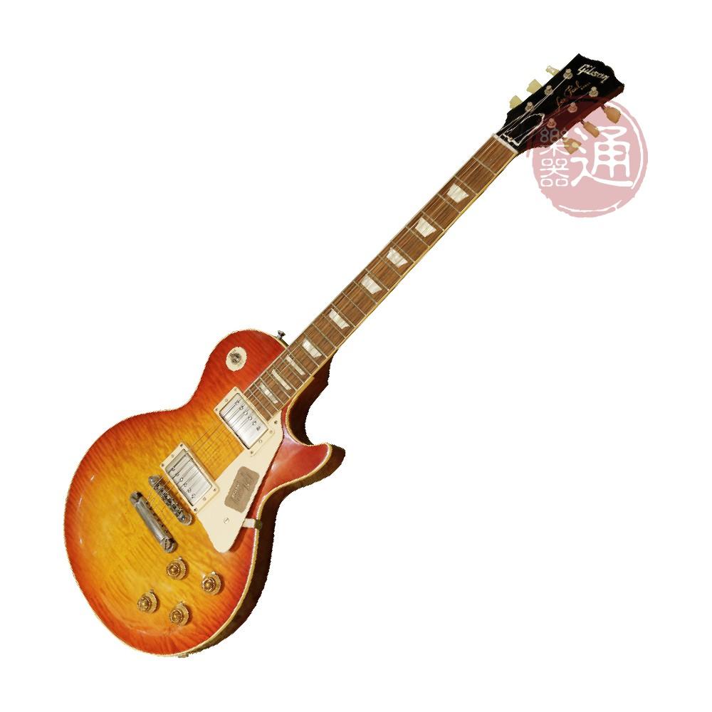 Gibson / Custom 1959 Les Paul VOS  2014年 電吉他(Iced Tea)【樂器通】