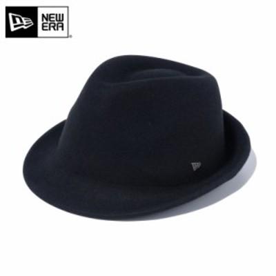 【メーカー取次】 NEW ERA ニューエラ Felt Hat The Trilby トリルビー ハット / 帽子 ブラック 12018888