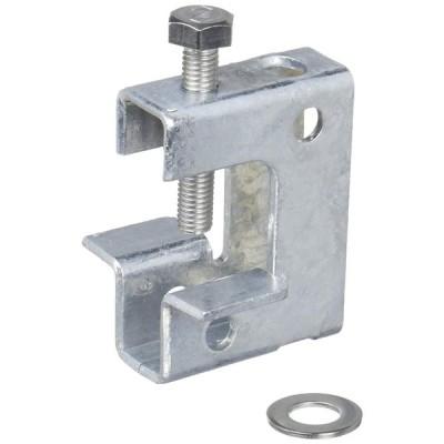 ネグロス電工 吊り金具 溶融亜鉛めっき Z-HB25U