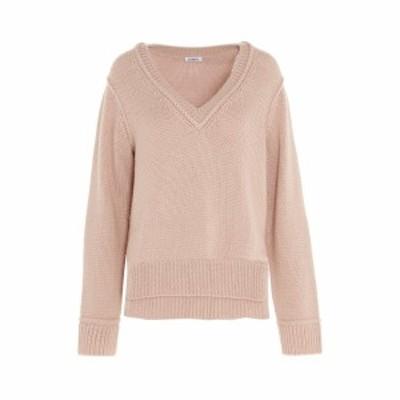 P.A.R.O.S.H./パロシュ Pink Alpaca sweater レディース 秋冬2020 D511584LINETTE063 ju