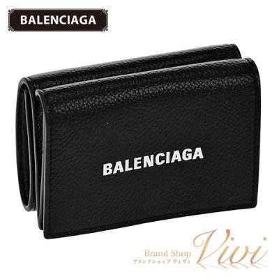 バレンシアガ 財布 三つ折り財布 メンズ レディース BALENCIAGA 594312-1IZI3  1090  ラッピング無料 UE0092 送料無料