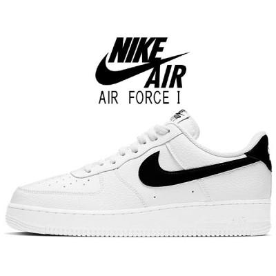 ナイキ エア フォース 1 '07 NIKE AIR FORCE 1 07 white/black ct2302-100 スニーカー AF1 ホワイト ブラック