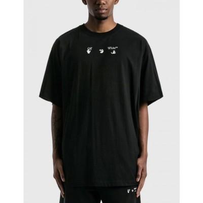 オフホワイト Off-White メンズ Tシャツ トップス black marker slim t-shirt Black