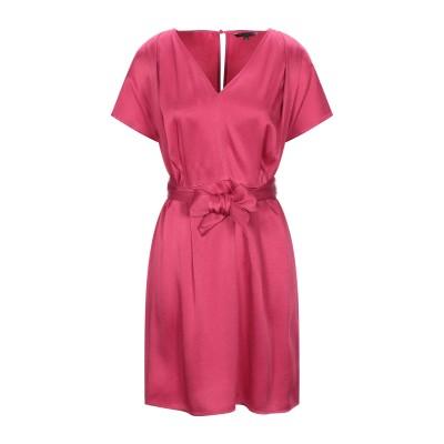 タラ ジャーモン TARA JARMON ミニワンピース&ドレス フューシャ 42 アセテート 57% / レーヨン 43% ミニワンピース&ドレス