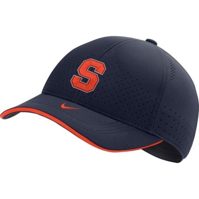 ナイキ Nike メンズ キャップ 帽子 Syracuse Orange Blue AeroBill Classic99 Football Sideline Hat
