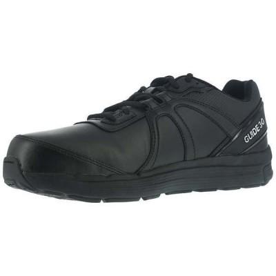 リーボック メンズ ブーツ・レインブーツ シューズ Guide Work Steel Toe ESD Shoes