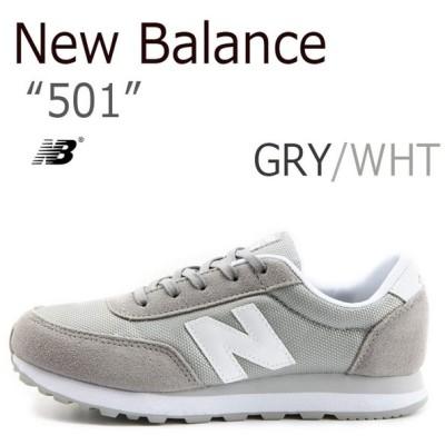 New Balance 501 グレー レディース KL501GWY シューズ スニーカー シューズ