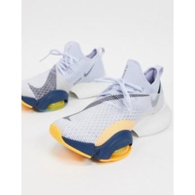 ナイキ メンズ スニーカー シューズ Nike Training Air Zoom SuperRep trainers in grey Gy1 - grey 1