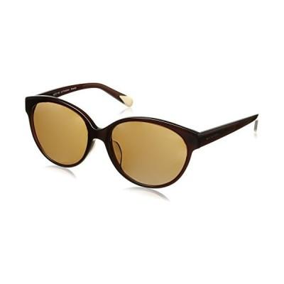 (マリメッコ)Marimekko(マリメッコ) サングラス アジアンフィット 33-0010 1 ブラウン×ブラウンミラー FREE