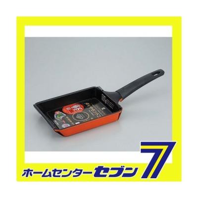 ダイヤモンド・ライト 玉子焼 14×19cm 和平フレイズ [DR-7404 軽量 キッチン用品 調理器具 卵焼き フライパン dr7403]