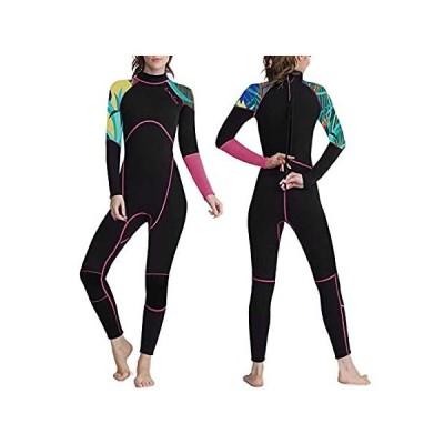 特別価格OMGear Wetsuit Men Women 3mm Neoprene Full Body UV Protection One Piece Lon好評販売中