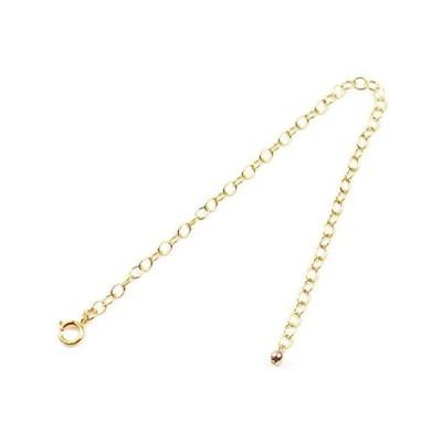 アジャスター 15cm K14GF チェーン ゴールド フィルド ネックレス 用 金属アレルギー