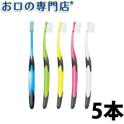 歯ブラシ ジーシー ルシェロ歯ブラシ P-10 (S M) ×5本 メール便送料無料