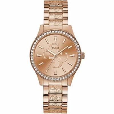 腕時計 ゲス GUESS Guess Women's Anna Rose Gold Dial Watch - W1280L3