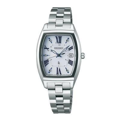 LUKIA ルキア SEIKO セイコー トノー 電波ソーラー 国内正規品 腕時計 レディース  SSQW031