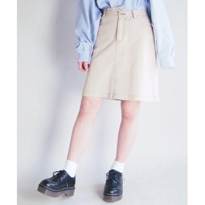 NICOLE / 台形スカート WOMEN スカート > スカート