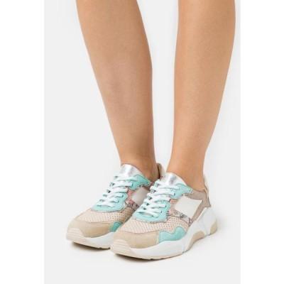 レディース 靴 シューズ GALANIA - Trainers - nude/multicolor