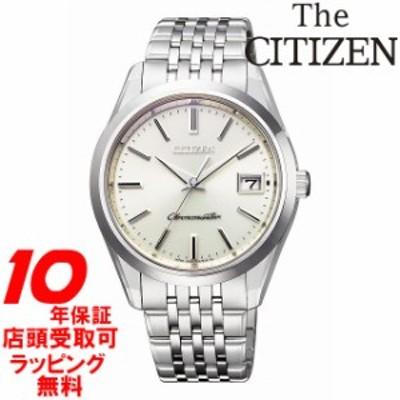 [店頭受取対応商品] [ノベルティ付き][10年保証]The CITIZEN ザ・シチズン 腕時計 ウォッチ AQ4041-54A 最上位モデル エコ・ドライブ チ