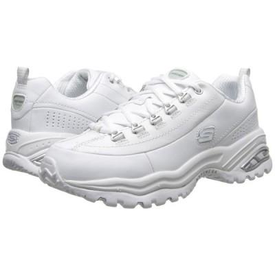 スケッチャーズ SKECHERS レディース スニーカー シューズ・靴 Premiums White