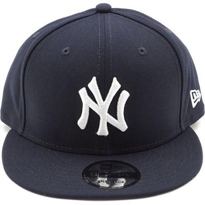 NEWERA ニューエラキャップ 9FIFTY ナインフィフティ ニューヨーク・ヤンキース ネイビー ホワイト 11308467 12336619