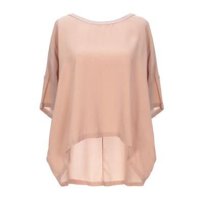 L' AUTRE CHOSE シルクシャツ&ブラウス  レディースファッション  トップス  シャツ、ブラウス  長袖 パステルピンク