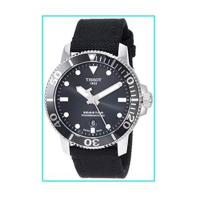 Tissot Seastar 1000 Automatic Black Dial Men's Watch T120.407.17.051.00【並行輸入品】