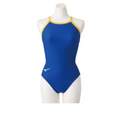 ミズノ(MIZUNO)ジュニア 水泳 競泳練習用 ガールズ ミディアムカット N2MA198127