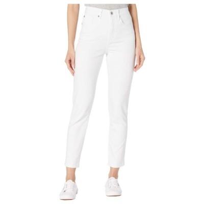 トリバル Tribal レディース ジーンズ・デニム ボトムス・パンツ Five-Pocket High-Rise Slim in White White