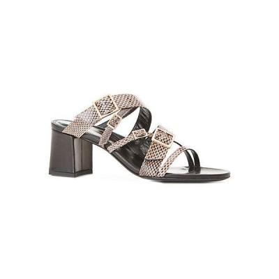 レディース シューズ  Marion Parke Becca Leather Slide Sandal