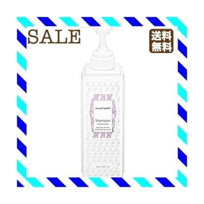 【ジルスチュアート】シャンプー ホワイトフローラル 500ml