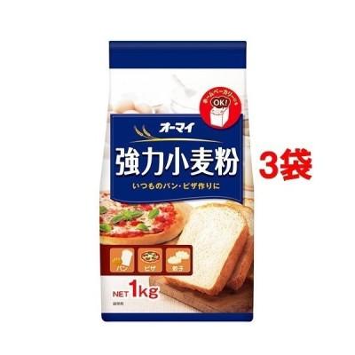 ニップン 強力小麦粉 ( 1kg*3袋セット )/ ニップン(NIPPN)
