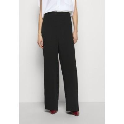 マルタンマルジェラ カジュアルパンツ レディース ボトムス Trousers - black