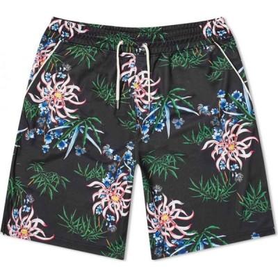 ケンゾー Kenzo メンズ ショートパンツ ボトムス・パンツ Technical All Over Floral Short Black