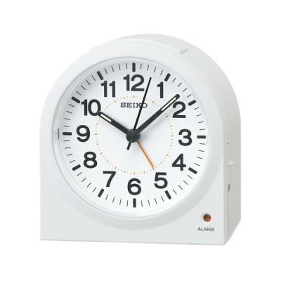 【お取寄せ品】セイコークロック 目覚まし時計 KR894W