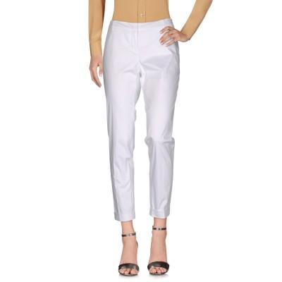 リュー ジョー LIU •JO パンツ ホワイト 42 コットン 96% / ポリウレタン 4% パンツ