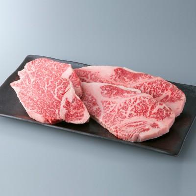 肉の堀川亭 R  北海道産牛肉サーロイン・ヒレステーキセット