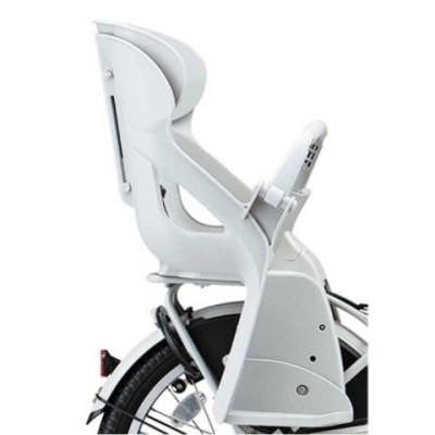 ブリヂストン bikkeシリーズ用 リヤチャイルドシート(ホワイト)  RCS-BIK4