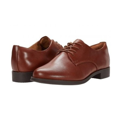 Easy Spirit イージースピリット レディース 女性用 シューズ 靴 オックスフォード ビジネスシューズ 通勤靴 Rania - Medium Brown