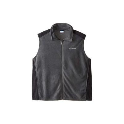 コロンビア Big & Tall Steens Mountain Vest メンズ コート アウター Grill/Black