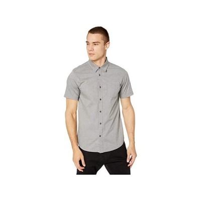オニール Service Short Sleeve Shirt メンズ シャツ トップス Light Grey Heather