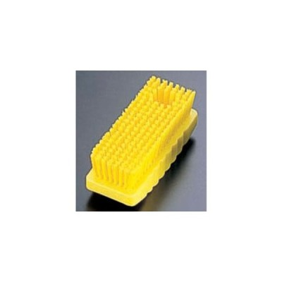 ヴァイカン まな板洗浄ブラシ 6441 イエロー JBLE703
