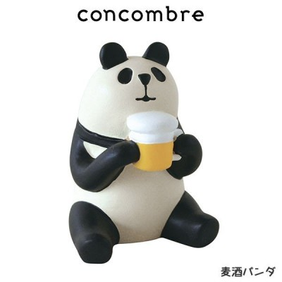 concombre コンコンブル 麦酒 パンダ