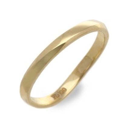 結婚指輪 リング 指輪 レディース PINKY&DIANNE イエローゴールド マリッジ ゴールド 誕生日プレゼント ギフト