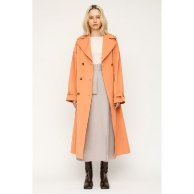 WRINKLE TRENCH コート