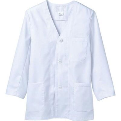 調理衣 1-613 メンズ 長袖 抗菌 O-157対応 制電 厨房白衣 厨房服 調理服 板前服 飲食 和食 住商モンブラン