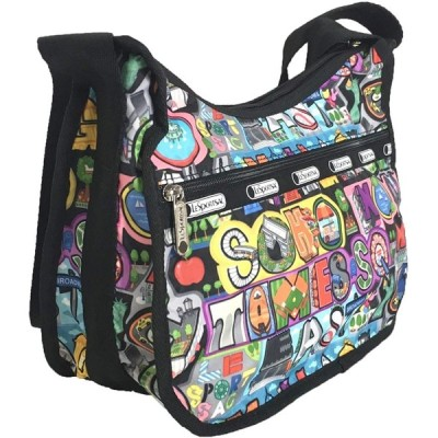 LeSportsac Classic Hobo Bag, NYC - New York City Exclusive レスポートサック7520