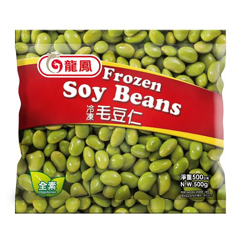 龍鳳冷凍蔬菜-毛豆仁
