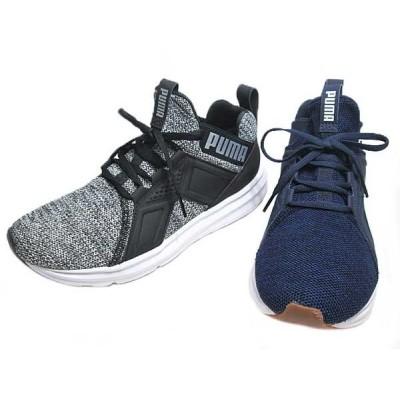 プーマ PUMA エンゾ ニット NM ランニングスタイル スニーカー メンズ 靴