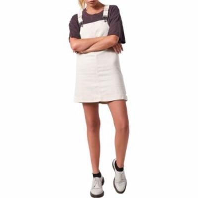 アフェンズ Afends レディース ワンピース ワンピース・ドレス mae hemp overall dress Macadamia